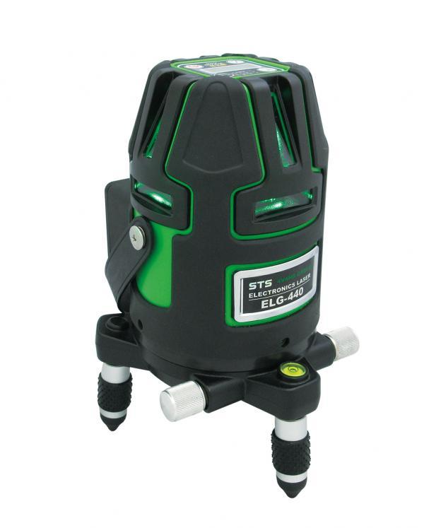 電子整準式フルライングリーンレーザー墨出器 ELG-440