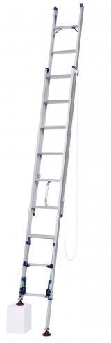 脚アジャスト式2連はしご 上部操作タイプ LGP 【Stapiスタッピー】