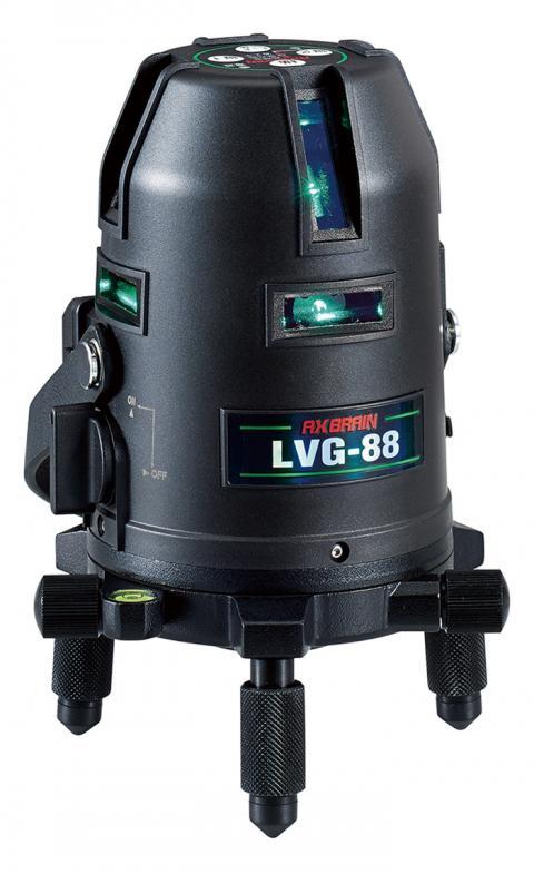 高輝度グリーンレーザー墨出し器