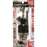 JB-10  1.0~10.0mm  キー付ドリルチャック