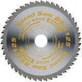 薄鋼板用チップソー 「スピードソー BS-K 125㎜」