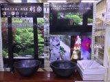 SANEI 信楽焼き手洗い用陶器