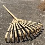 普通の竹熊手